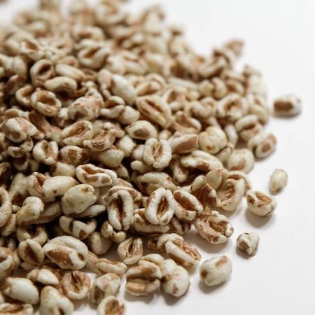 Nikolaus Kugler Bio Tiernahrung Bio Hundefutter Bio Dinkel glutenarm, gepufft detail